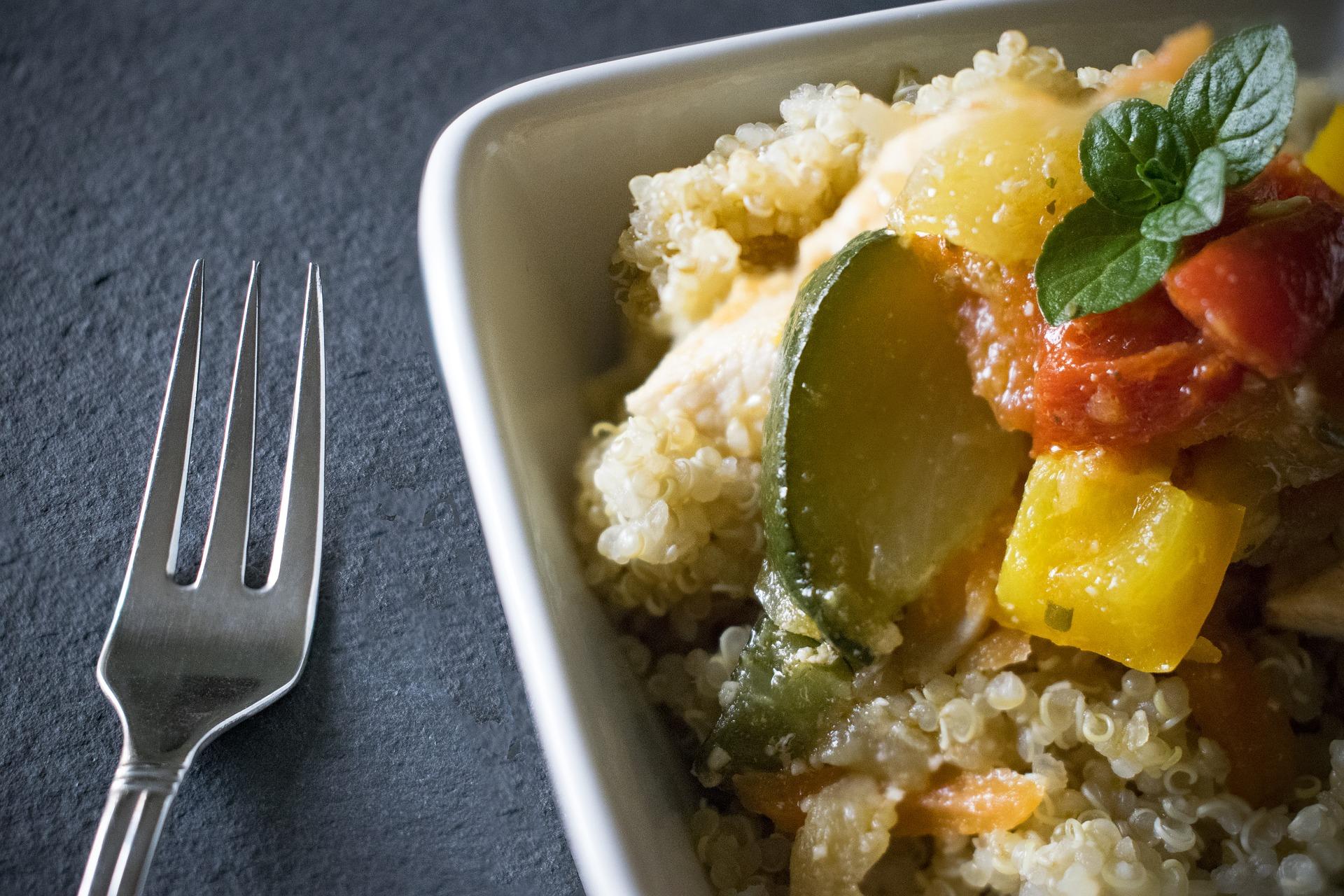Ricette vegetariane con quinoa