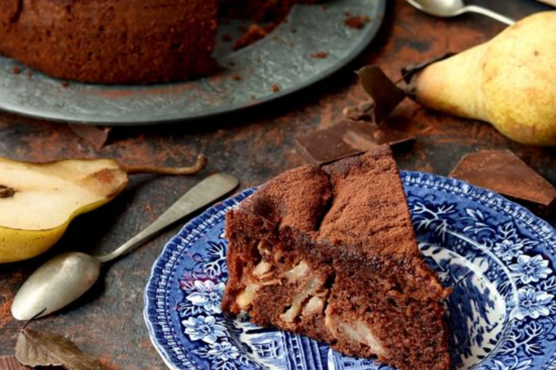 torta invernale bimby