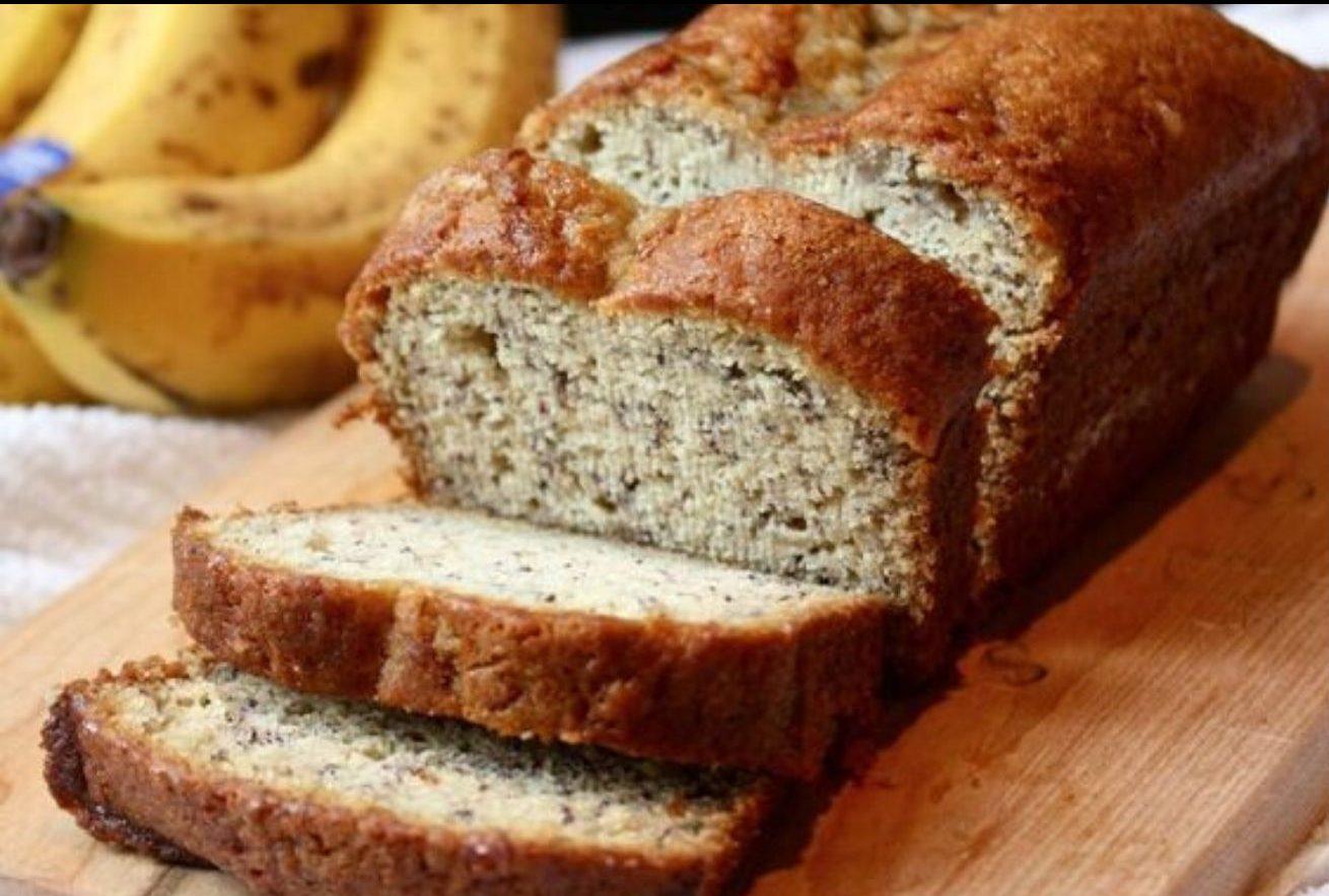 Banana bread: ricetta originale americana
