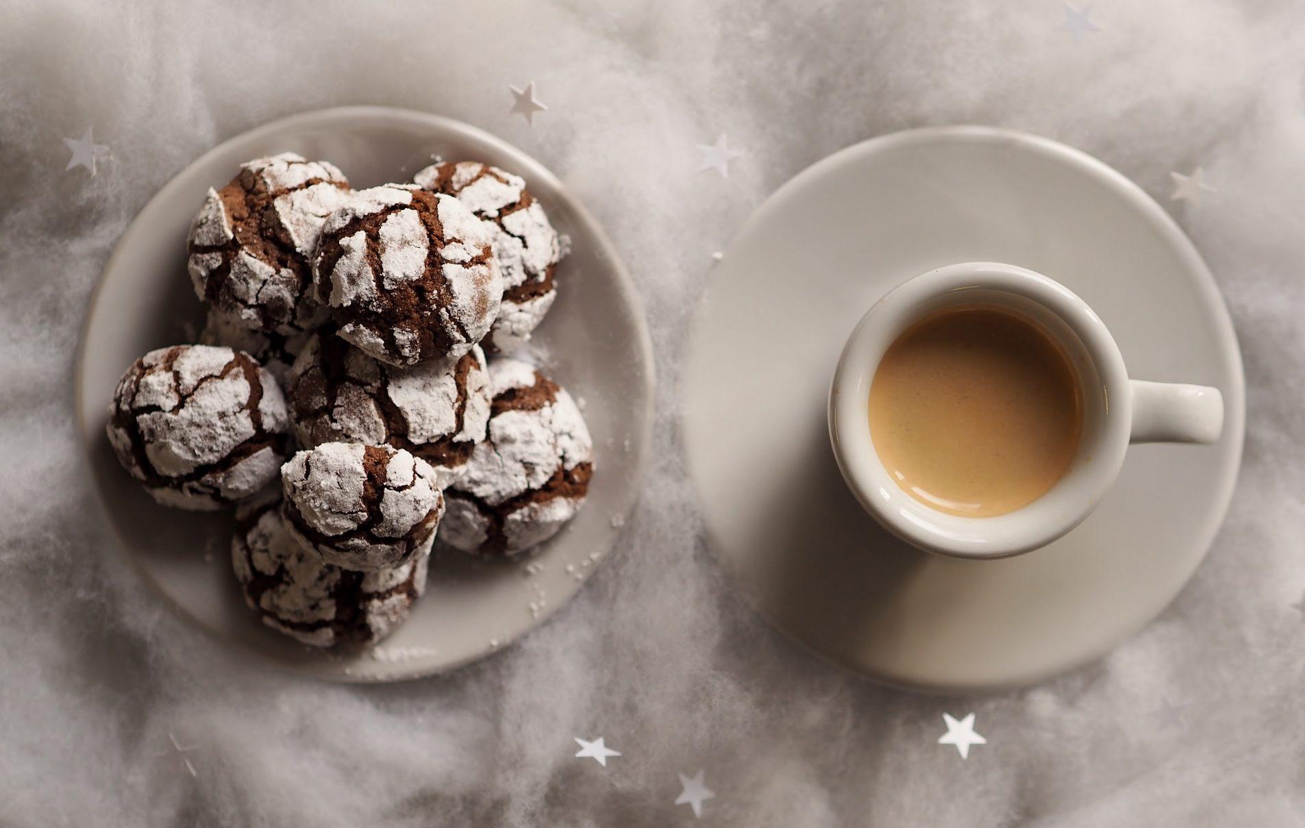 Biscotti craquelè