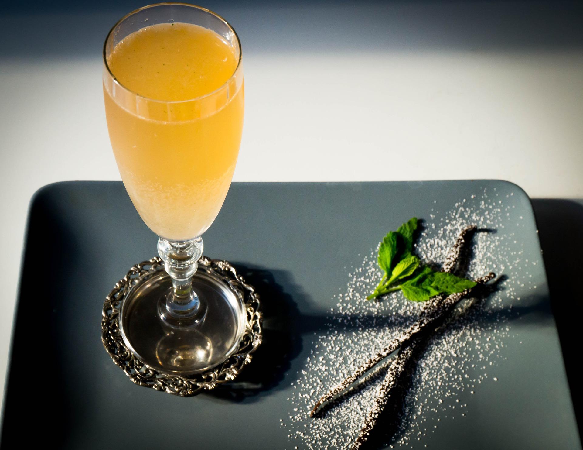 Cocktail mimosa Bimby
