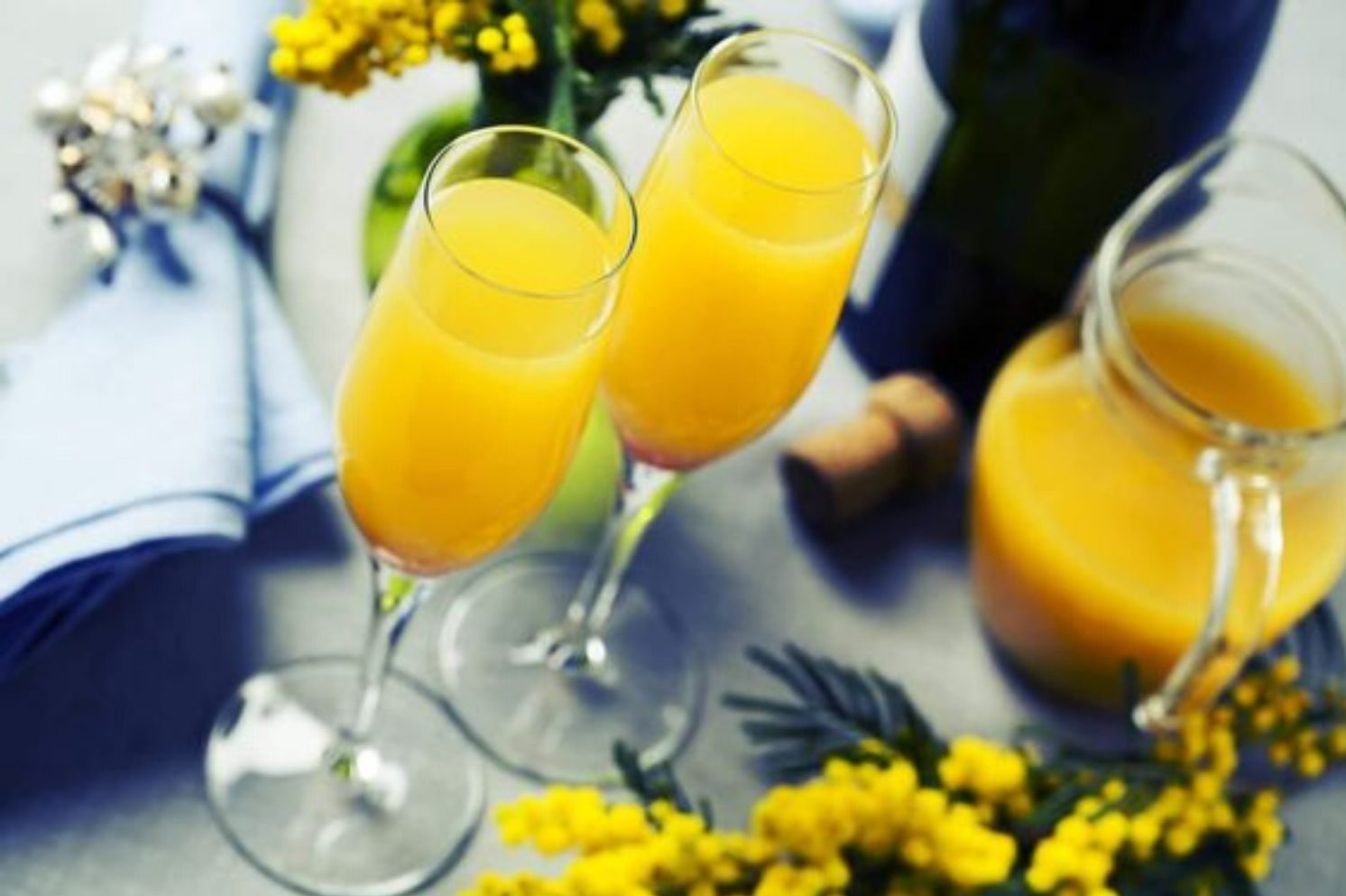 Cocktail Mimosa: storia e ingredienti