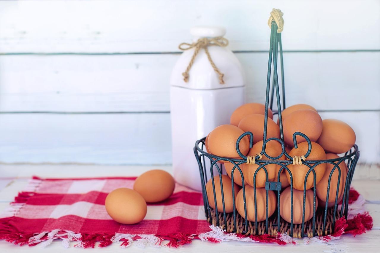 come vedere se le uova sono ancora fresche