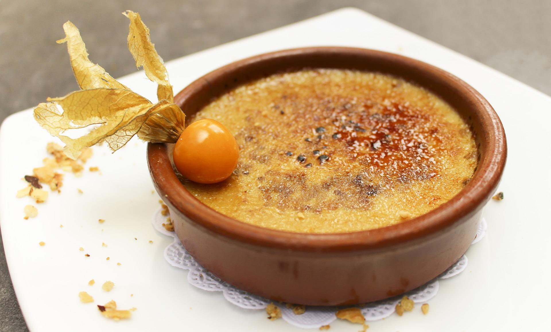 Crostata crème brûlée di Damiano Carrara