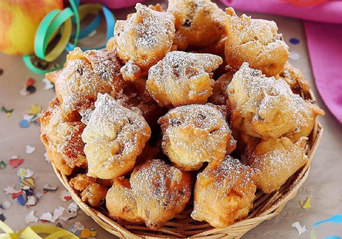 Frittelle dolci di San Giuseppe