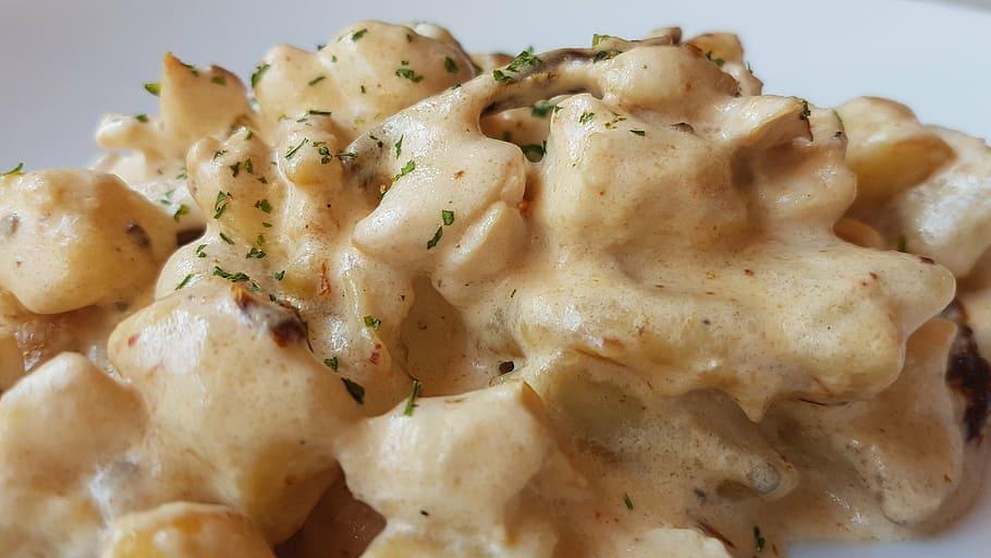 Gnocchi ai 4 formaggi gratinati al forno