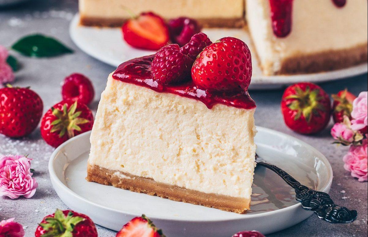 new york cheesecake ricetta bimby
