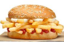 panino patatine fritte burger king