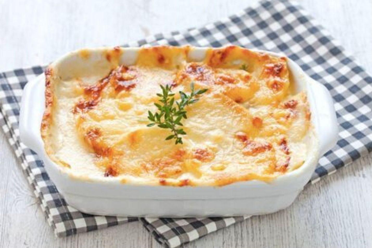 parmigiana di patate al forno ricetta facile