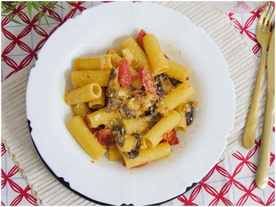 Pasta con lardo di Colonnata e pomodorini: la ricetta