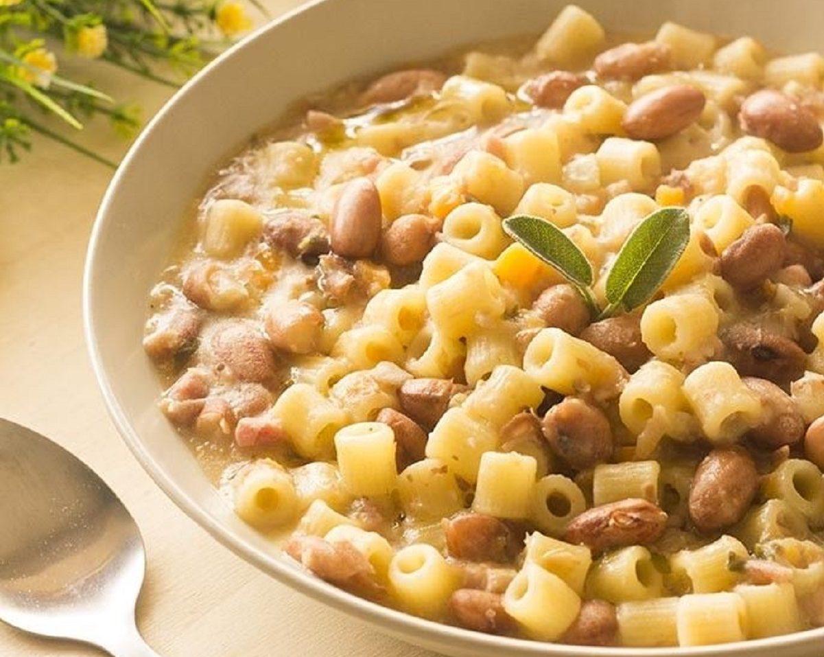 Pasta e Fagioli ricetta originale e tradizionale