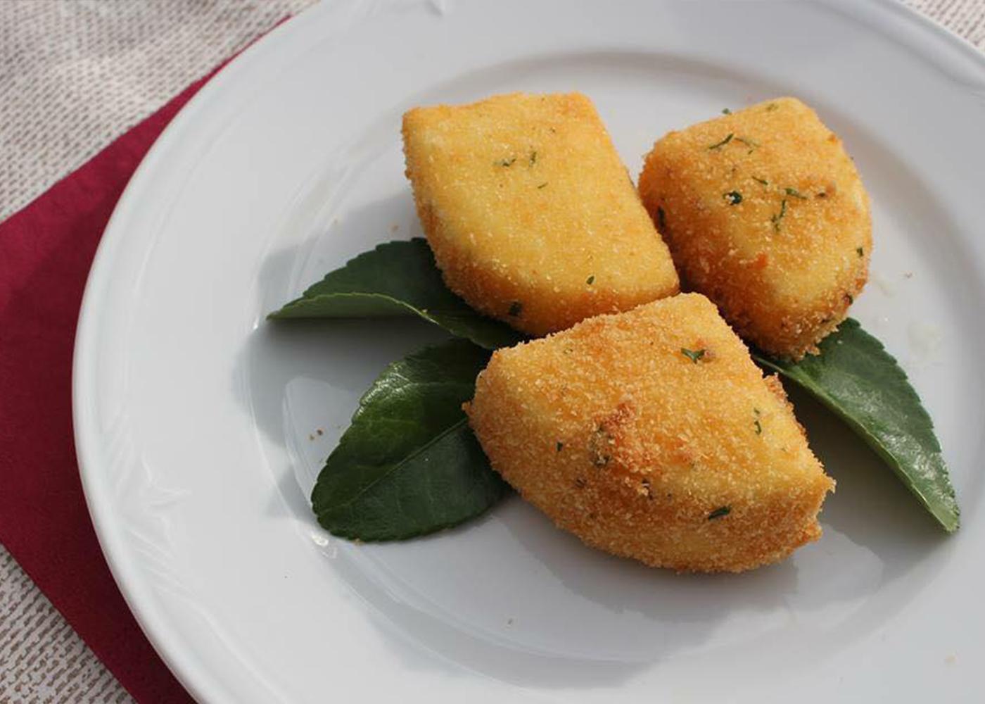 Ricotta fritta ricetta siciliana