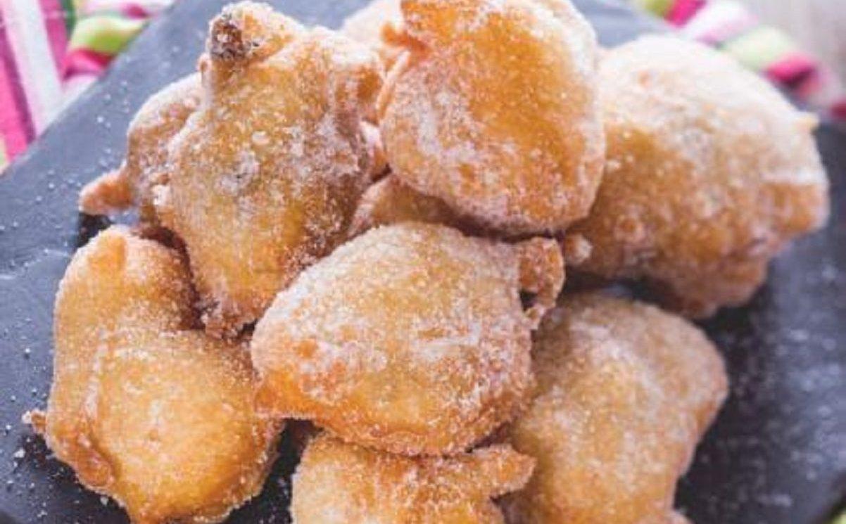 Sfinci con ricotta ricetta siciliana