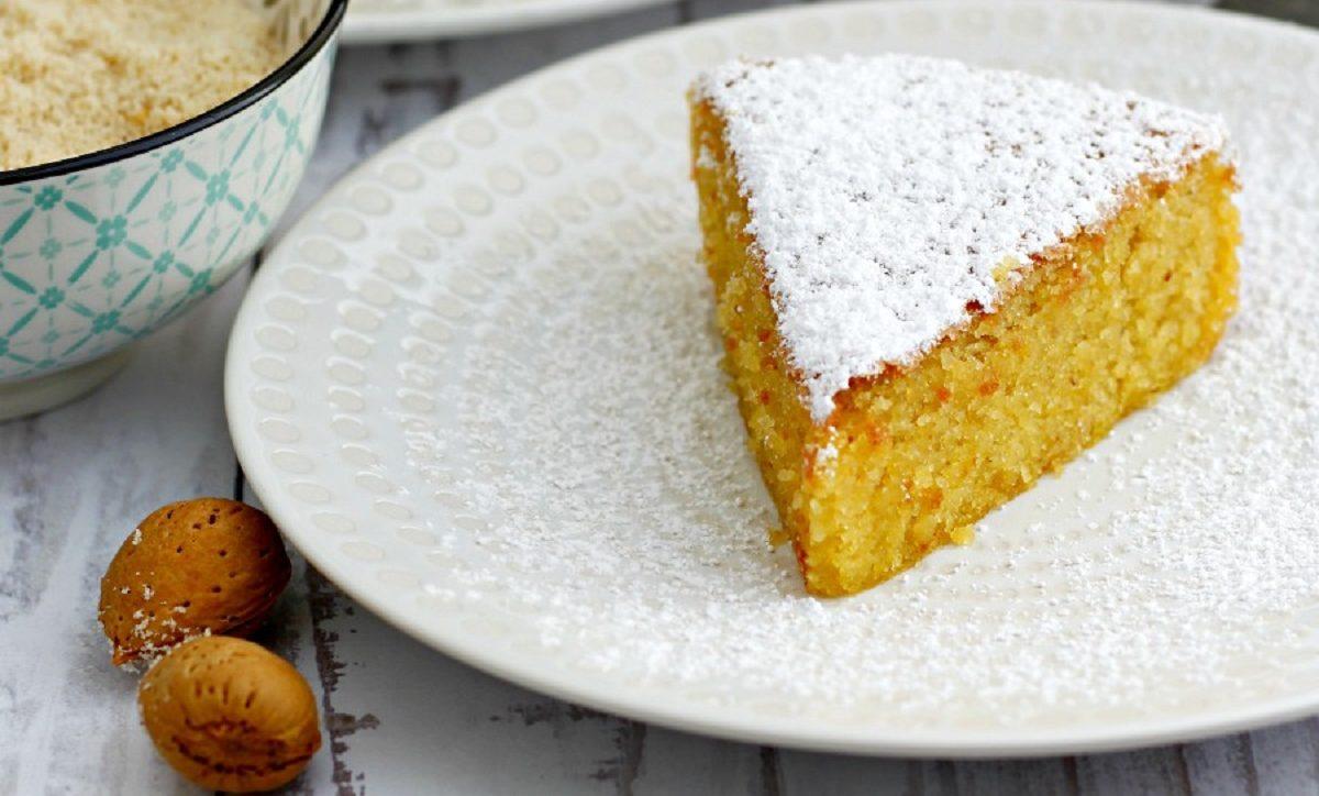 torta di mandorle senza farina e senza burro