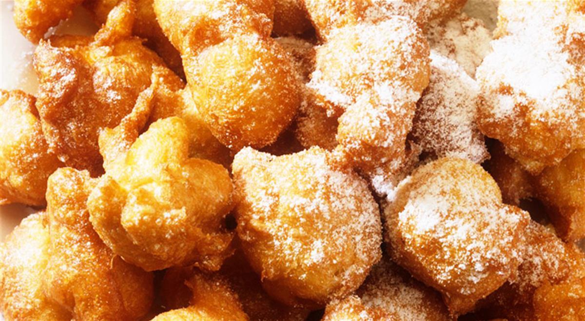 Tortelli dolci di San Giuseppe