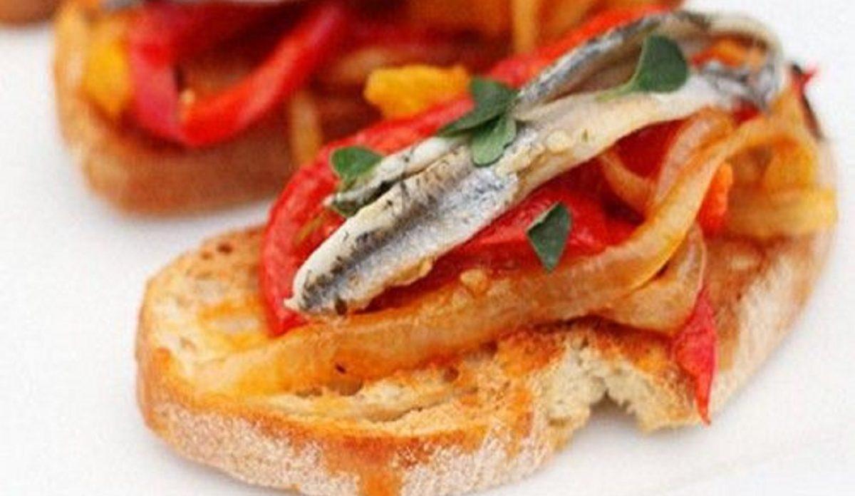 alici marinate alla ligure ricetta
