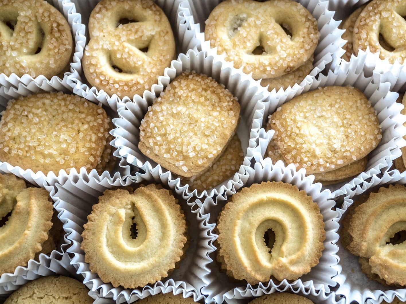Ricetta Originale Dei Biscotti Al Burro.Biscotti Danesi Dolci Burrosi E Fragranti Food Blog