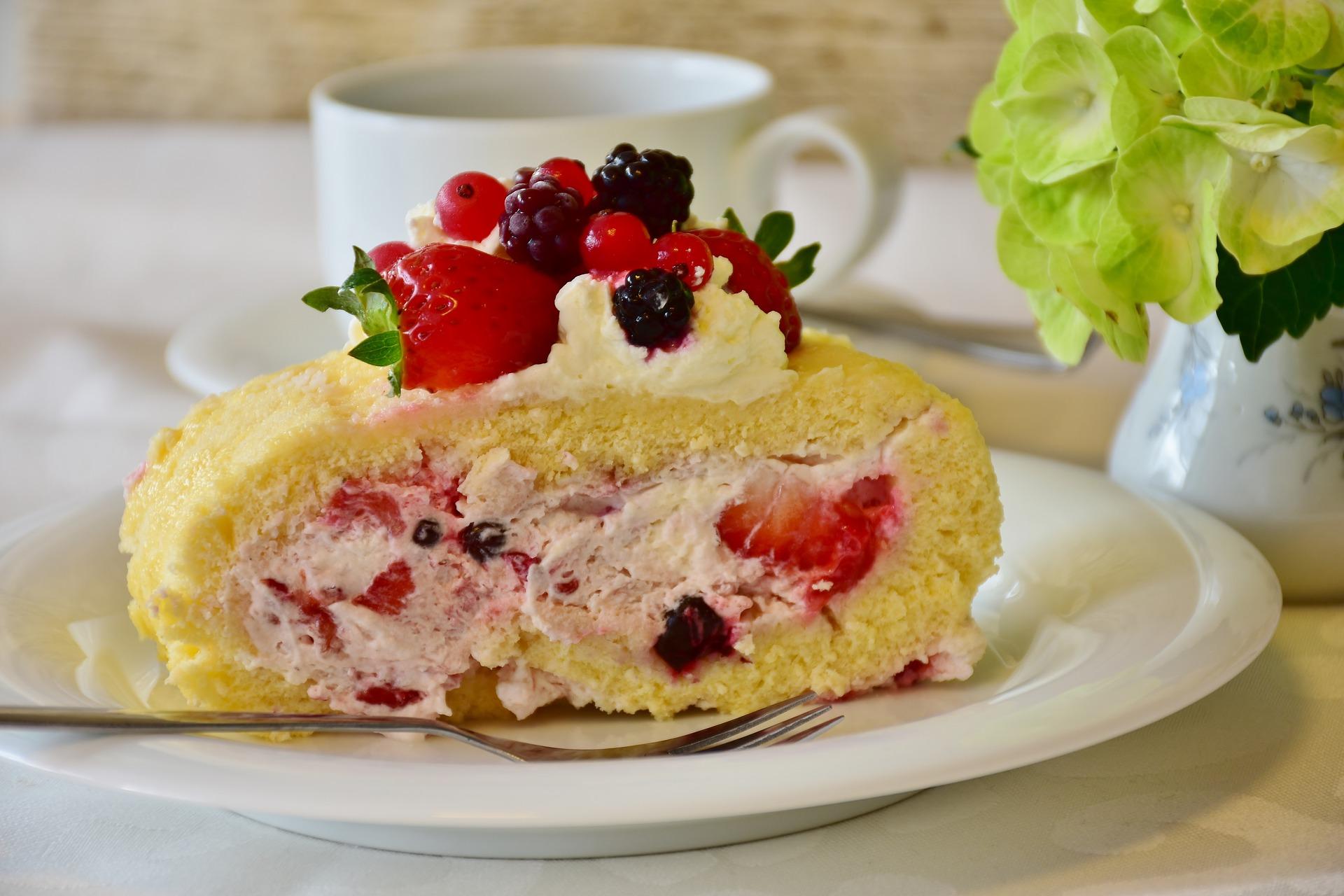 Dessert per la festa della mamma