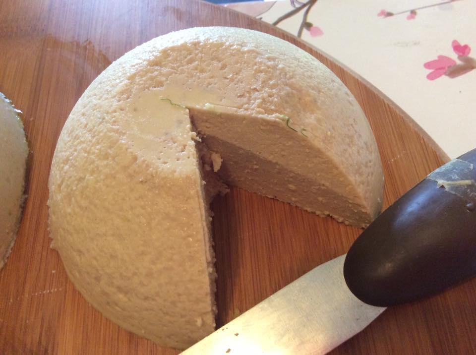 Formaggio di anacardi fermentato ricetta