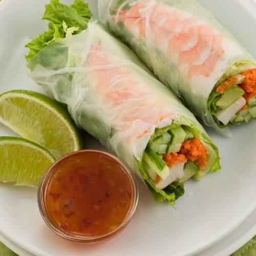 Involtini vietnamiti ricetta originale