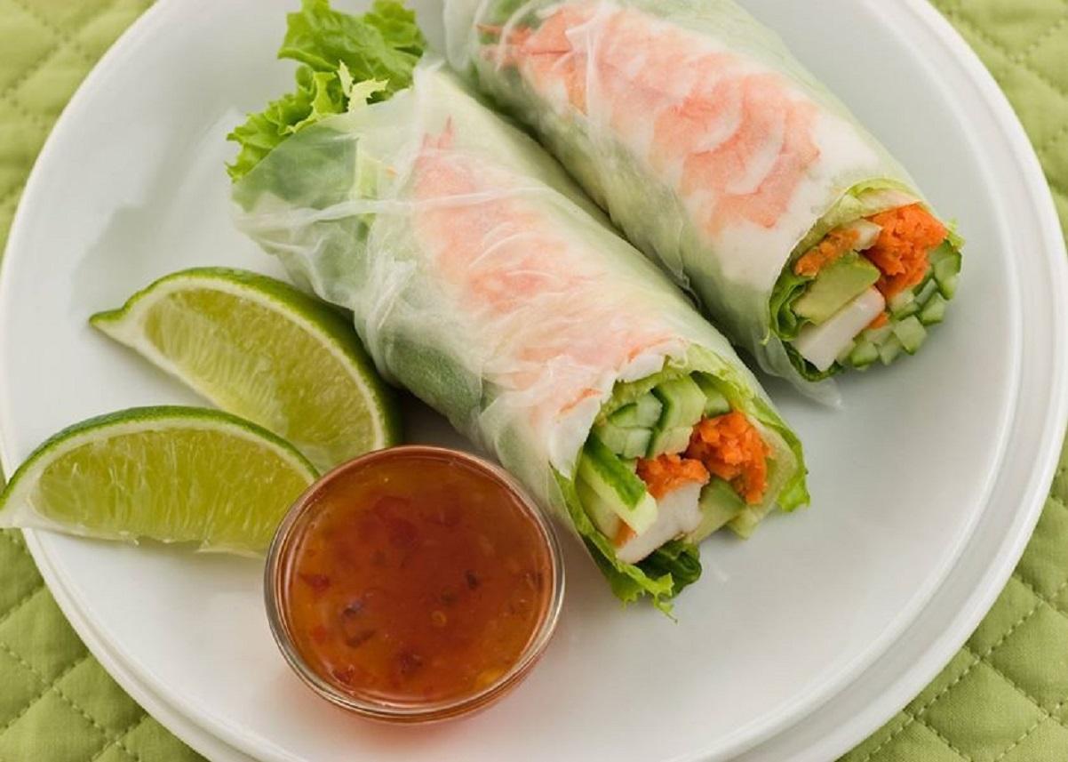 Ricetta Involtini Primavera Vietnamiti.Involtini Vietnamiti Ricetta Originale E Semplice Food Blog