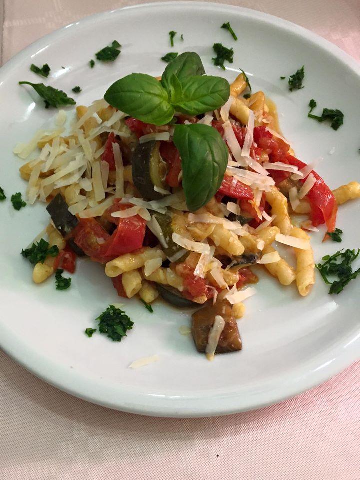Pasta all'ortolana ricetta bimby