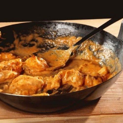 Petto di pollo alla paprika dolce light