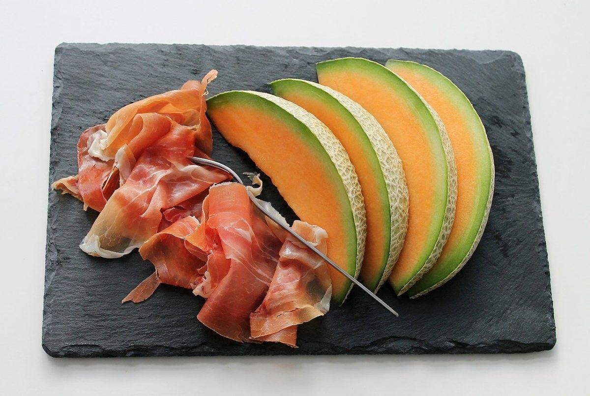 prosciutto e melone gourmet
