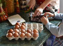 quante uova possono mangiare i bambini in una settimana