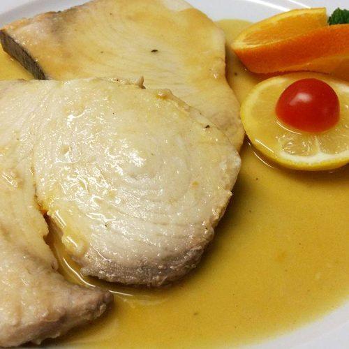 Ricetta pesce spada agli agrumi al forno