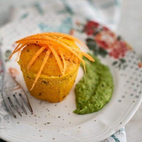 sformato di carote senza patate