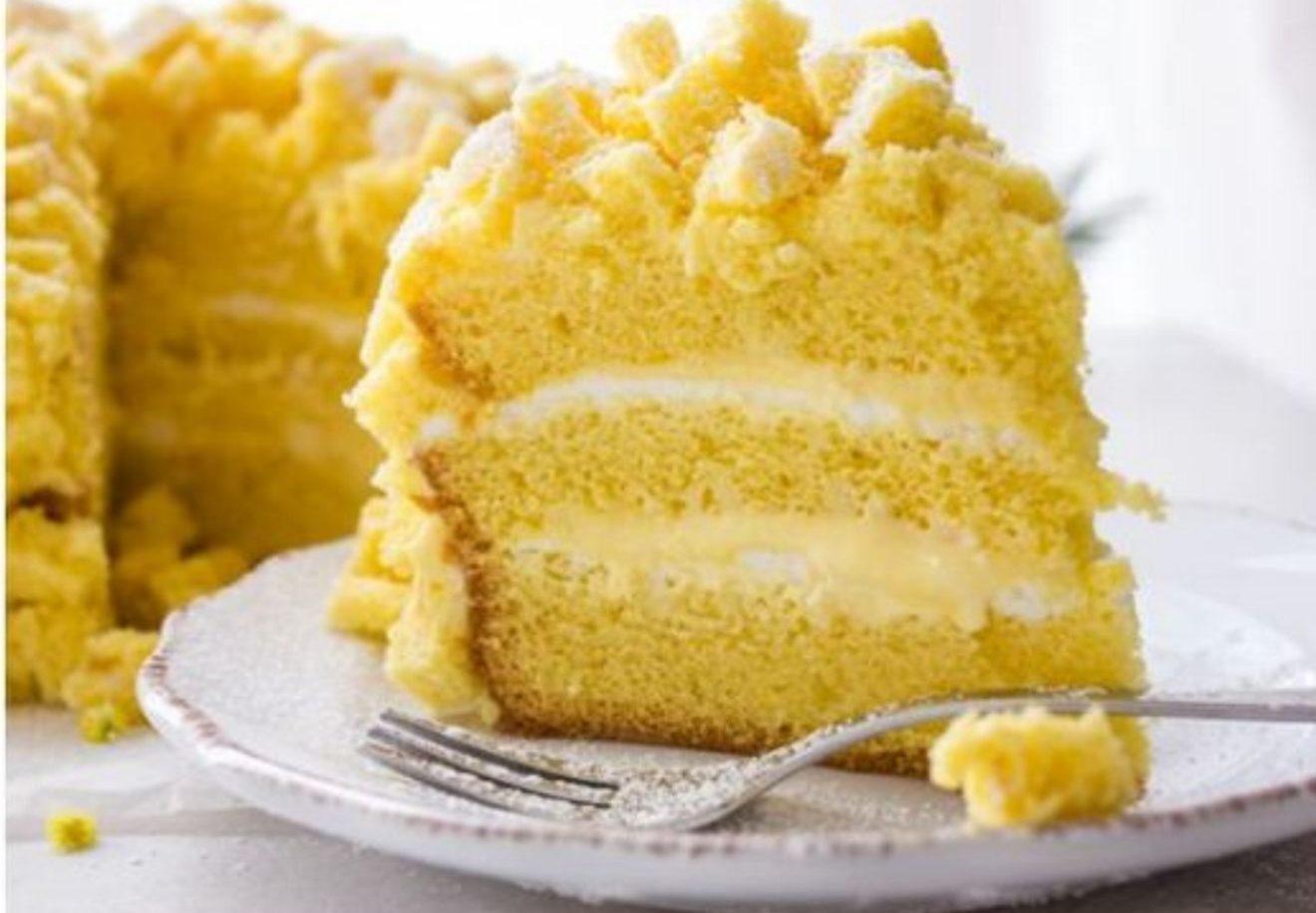 torta mimosa all'ananas ricetta originale