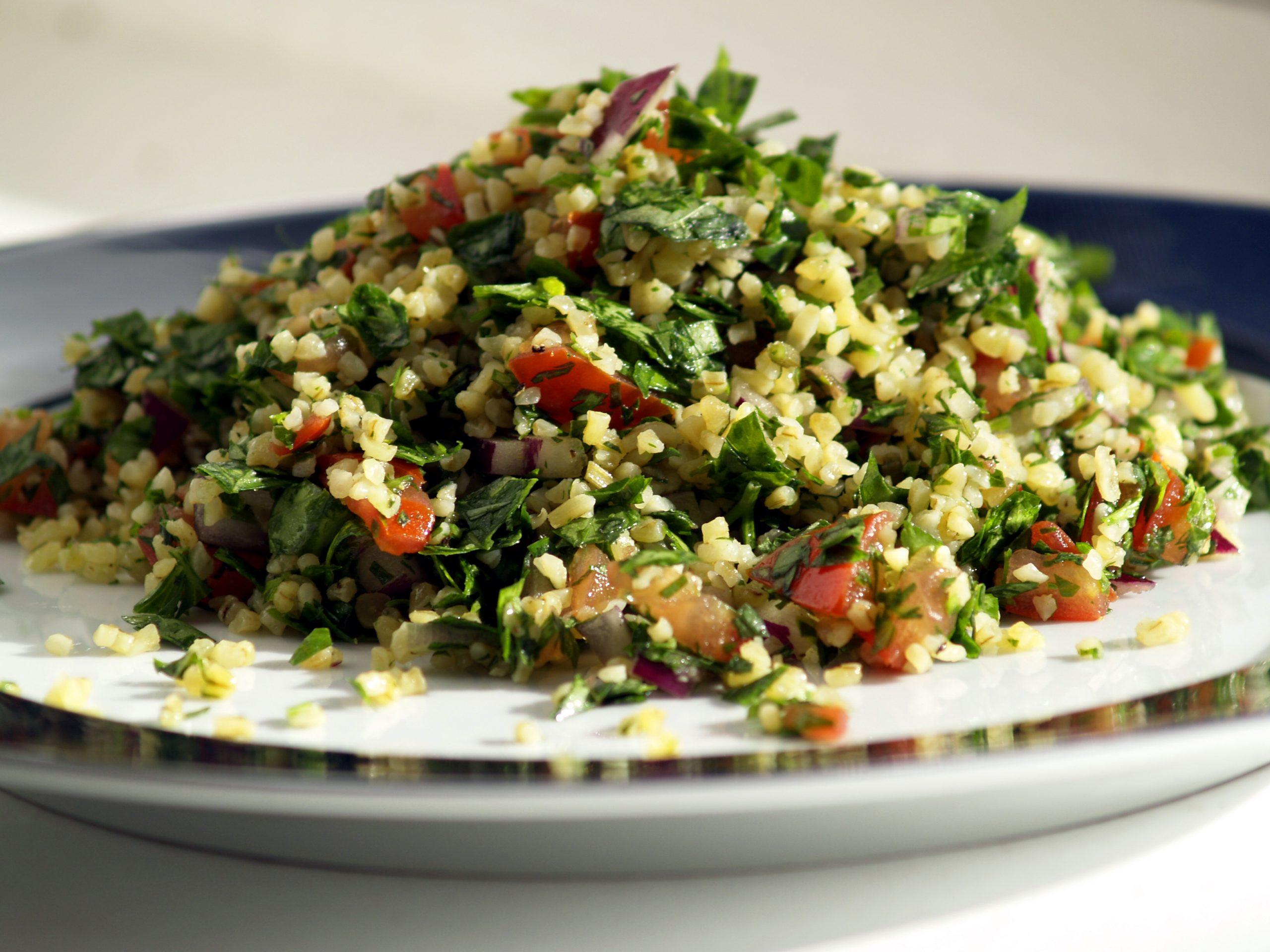Bagarzan piatto vegetariano ebraico