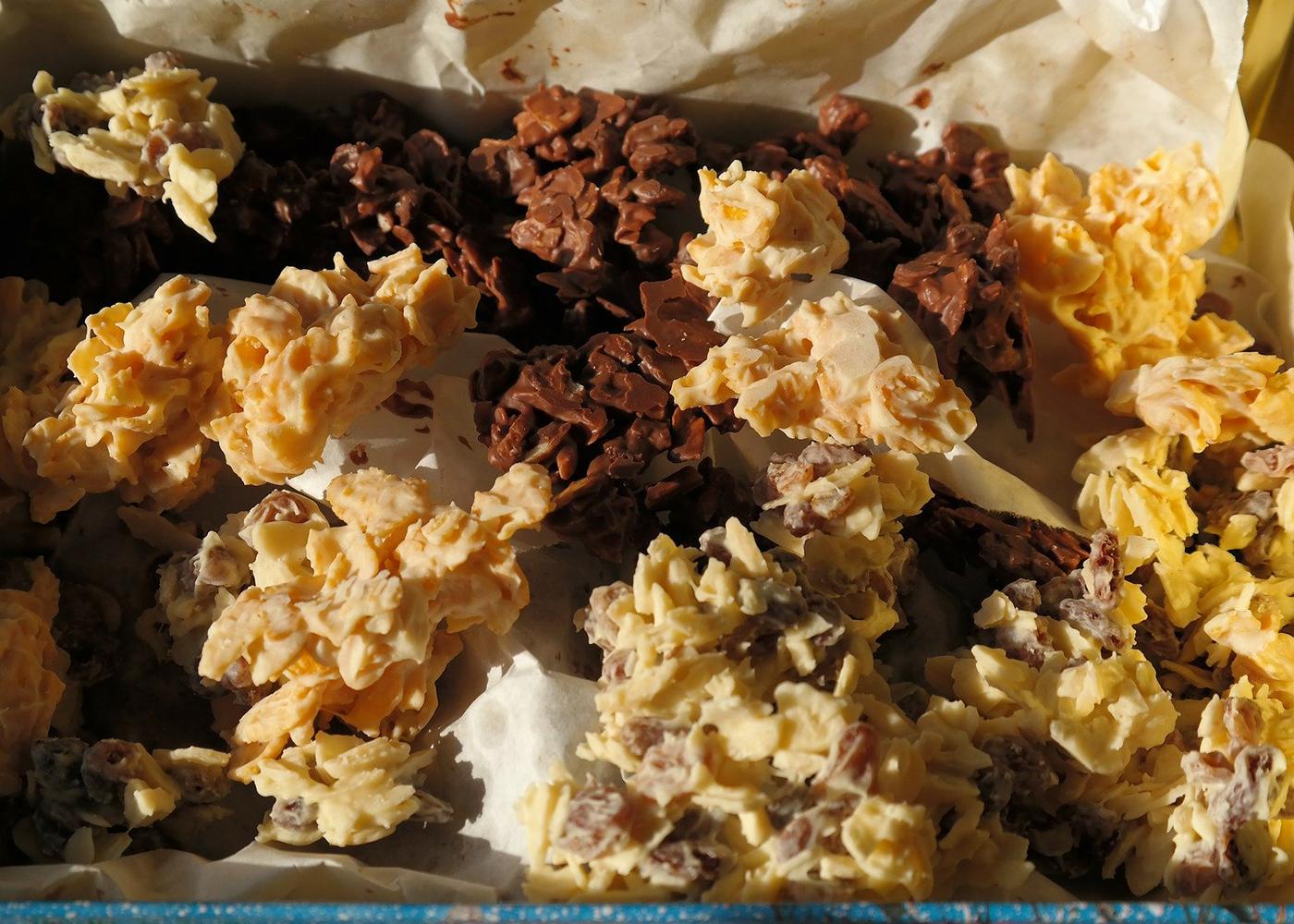 Biscotti alla ricotta senza cottura