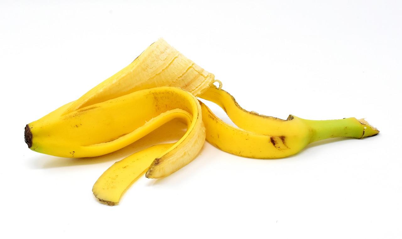 bucce di banana come utilizzarle