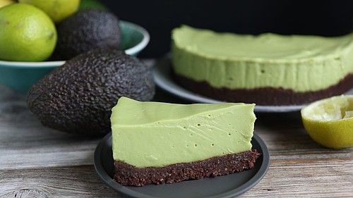 cheesecake avocado