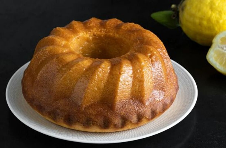 Ciambellone al limone con cremor tartaro: dolce sfizioso