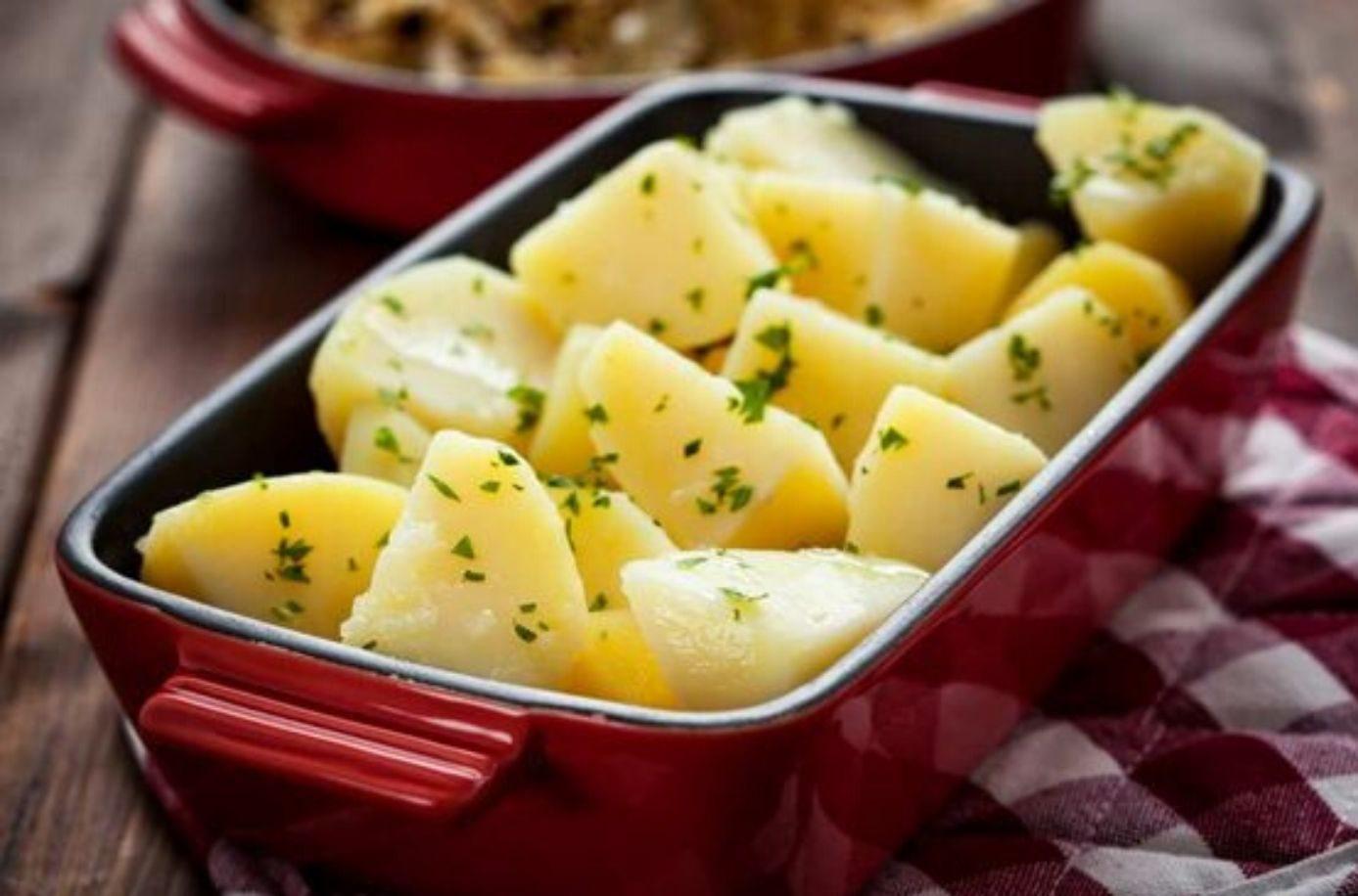 Come condire le patate lesse fredde
