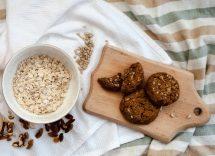 Cookies alla Nutella senza cottura