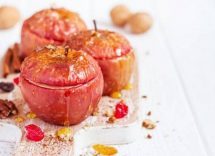 Crema di mela annurca e cannella