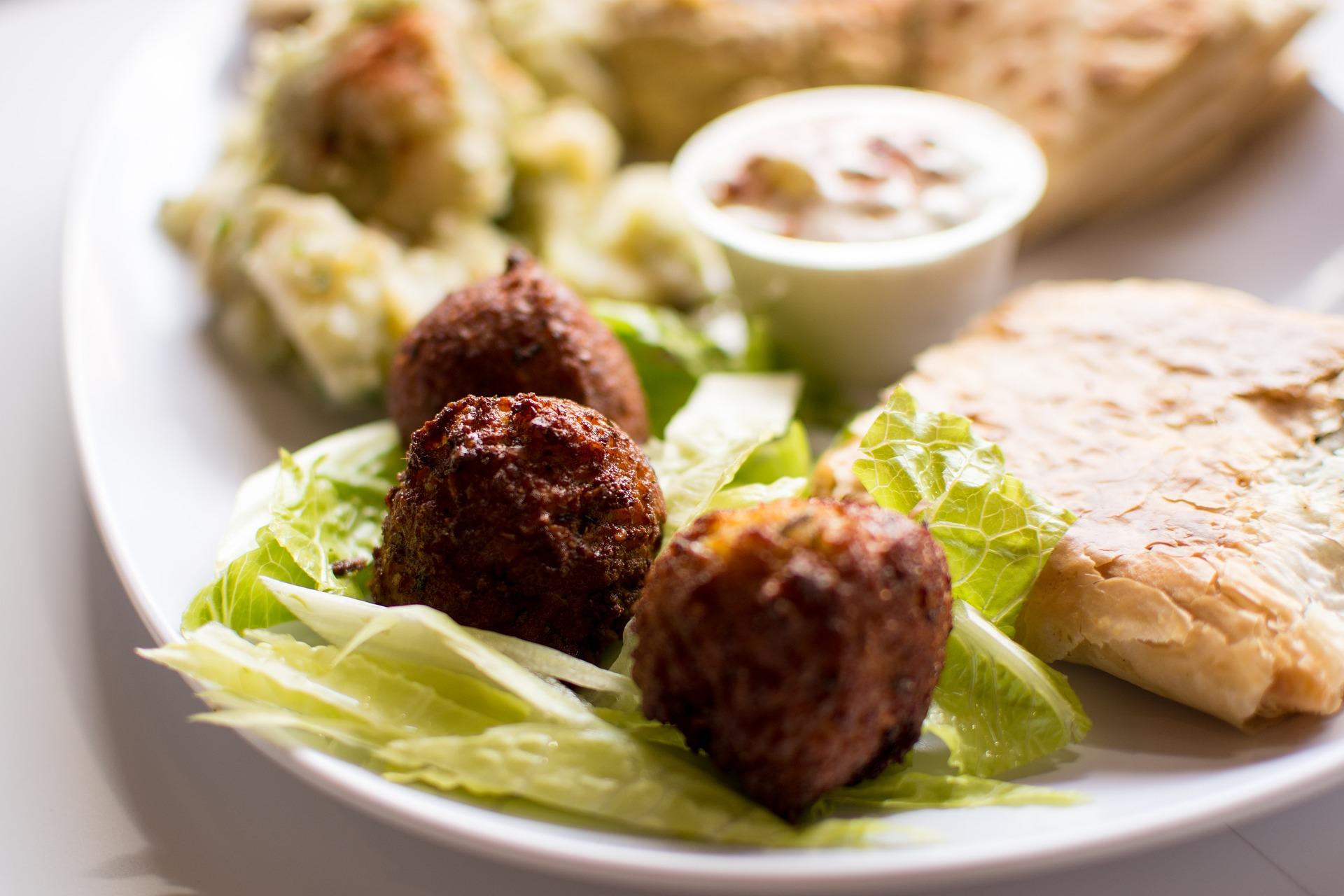 Ricetta Falafel Di Fave Al Forno.Falafel Di Fave Fresche Al Forno Aperitivo Vegano Food Blog