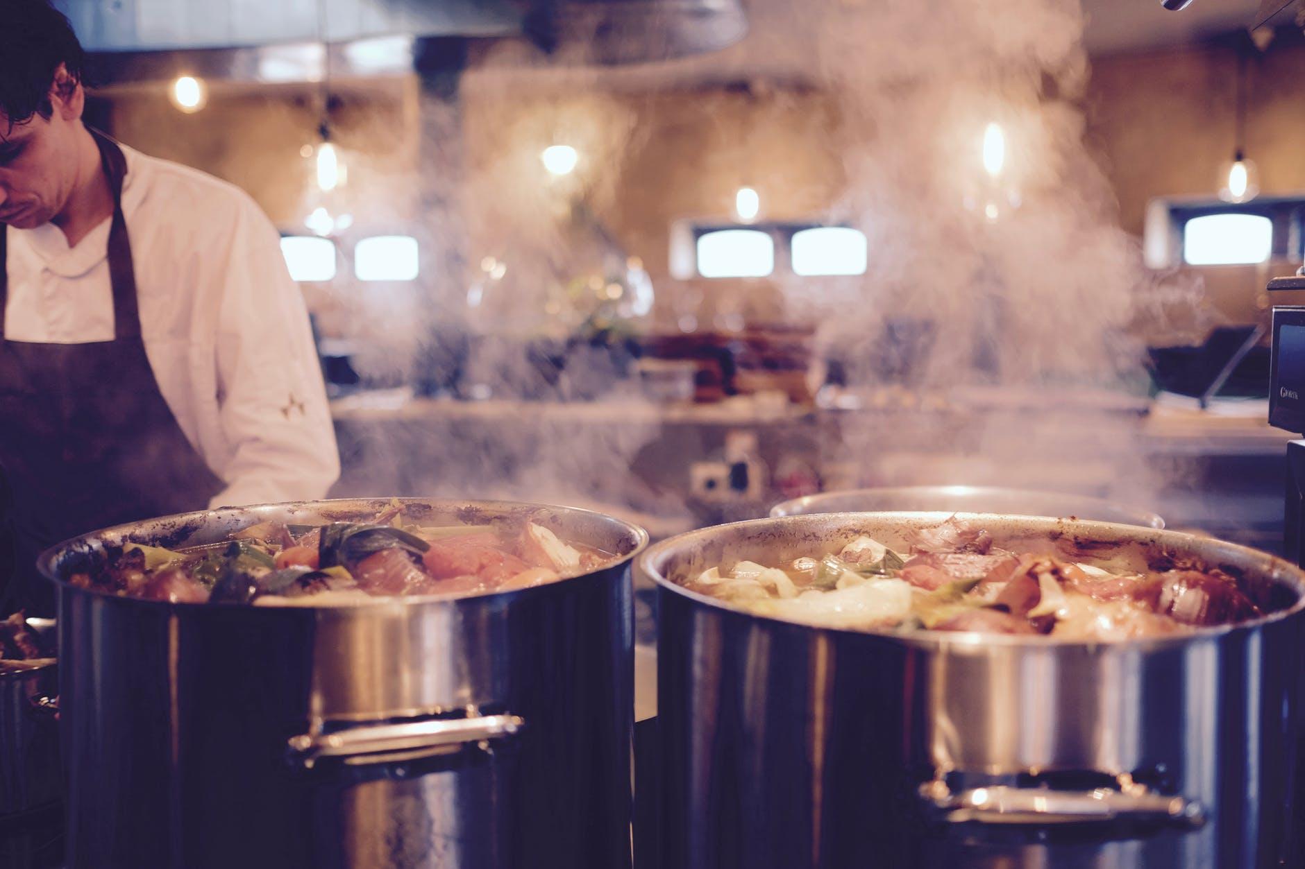 ghost kitchen italia