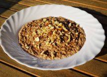 Insalata di fave e quinoa