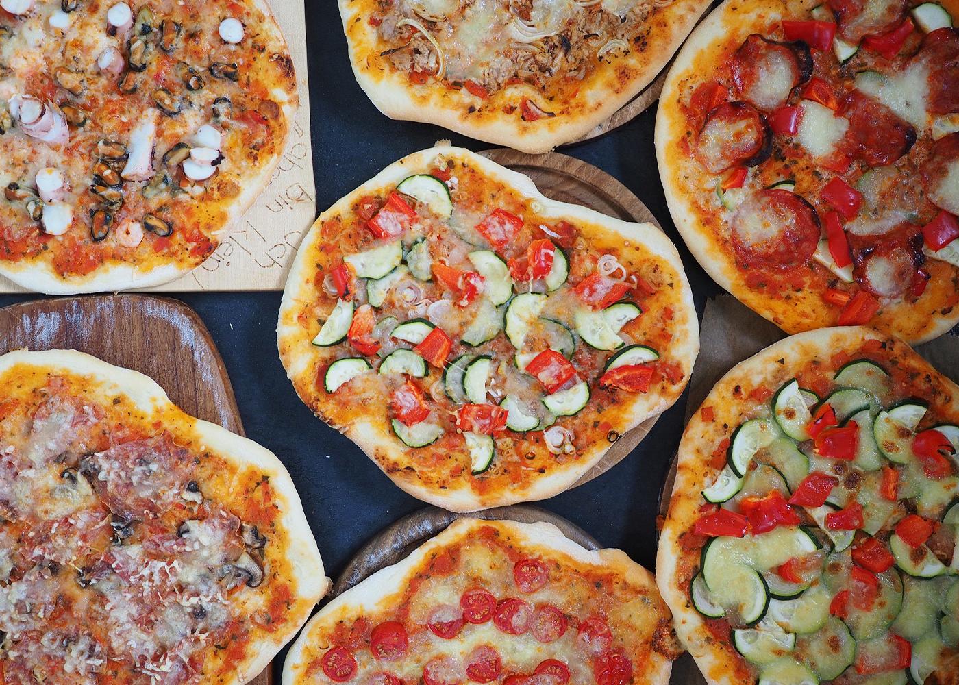 Migliori ricette per pizza fatta in casa