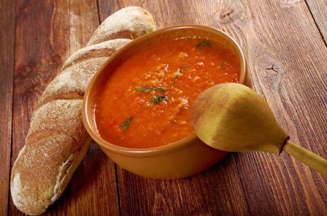 minestra pomodoro