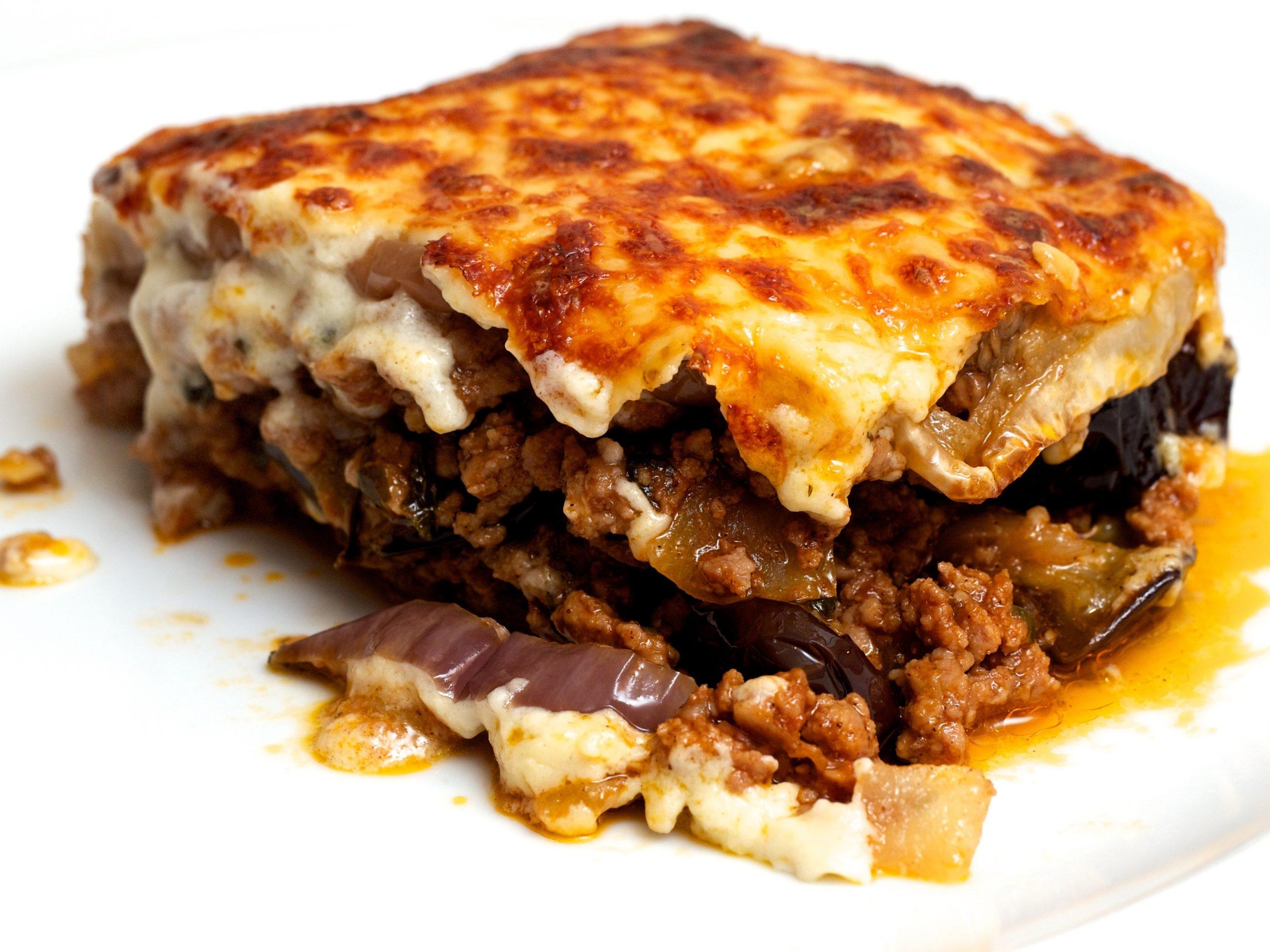 Moussaka ricetta greca originale