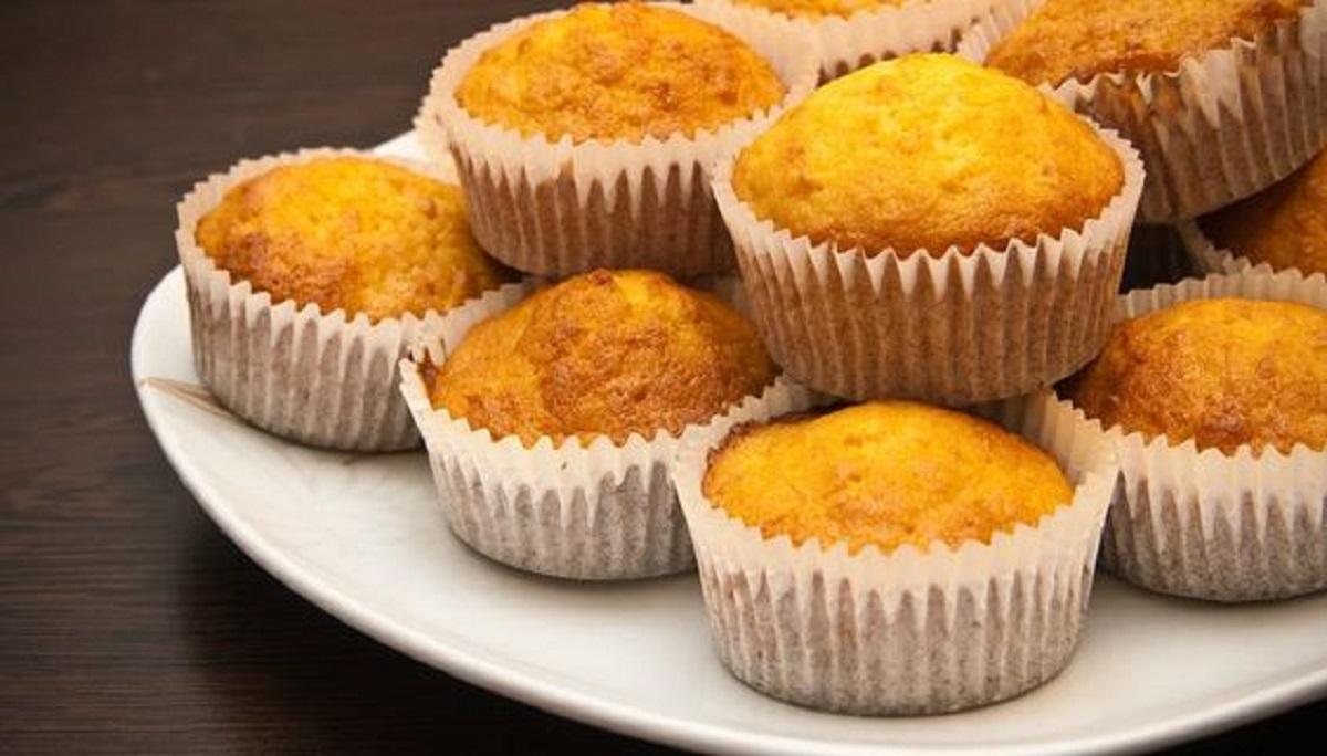 muffin alla carota ricetta