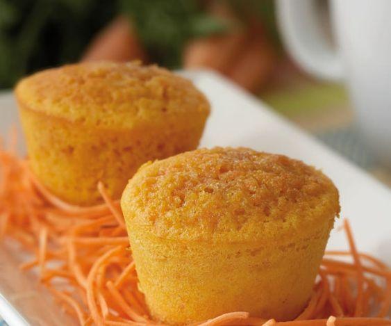 muffin carote