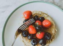 Pancake con cremor tartaro