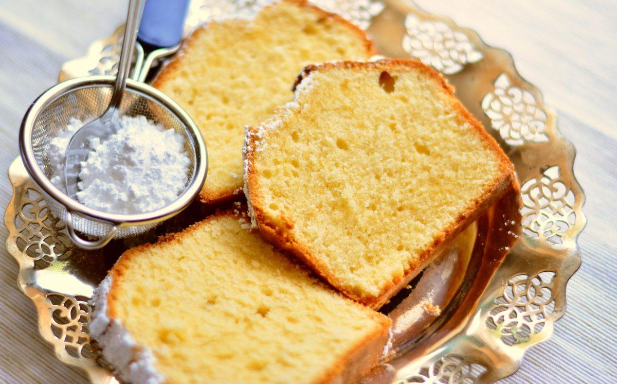 Plumcake senza glutine al cocco
